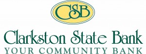 CSB logo w Your Community Bank