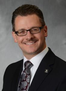 Chancellor Peter Provenzano