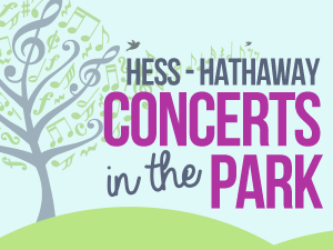 Concerts in the Park Logo