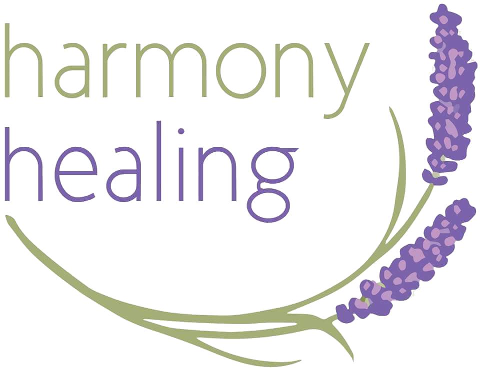 Harmony Healing transparent logo