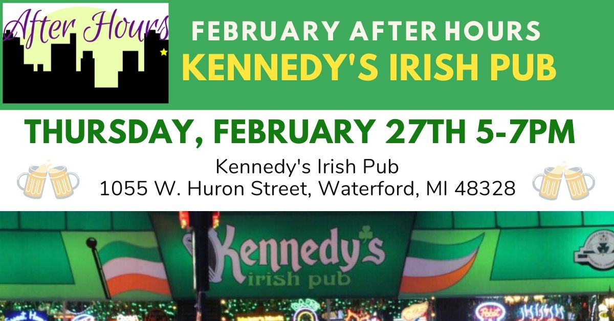 Kennedys FB Event 2020