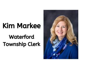 Kim Markee - Township Clerk (1)