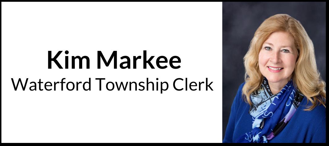 Kim Markee - Township Clerk (5)
