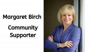 Margaret Community Supporter