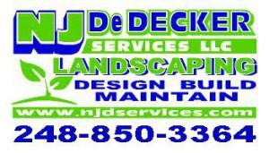 NJ DeDecker new