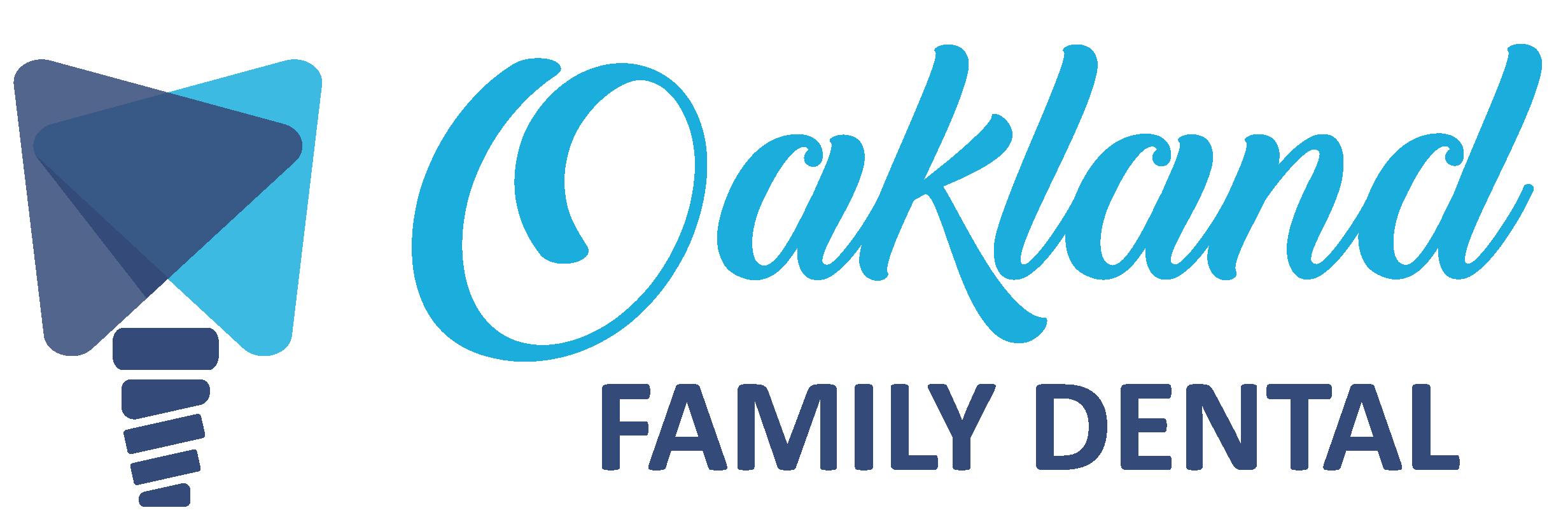 Oakland Family Dental - Vector Logo