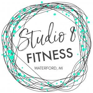 Studio 8 new logo