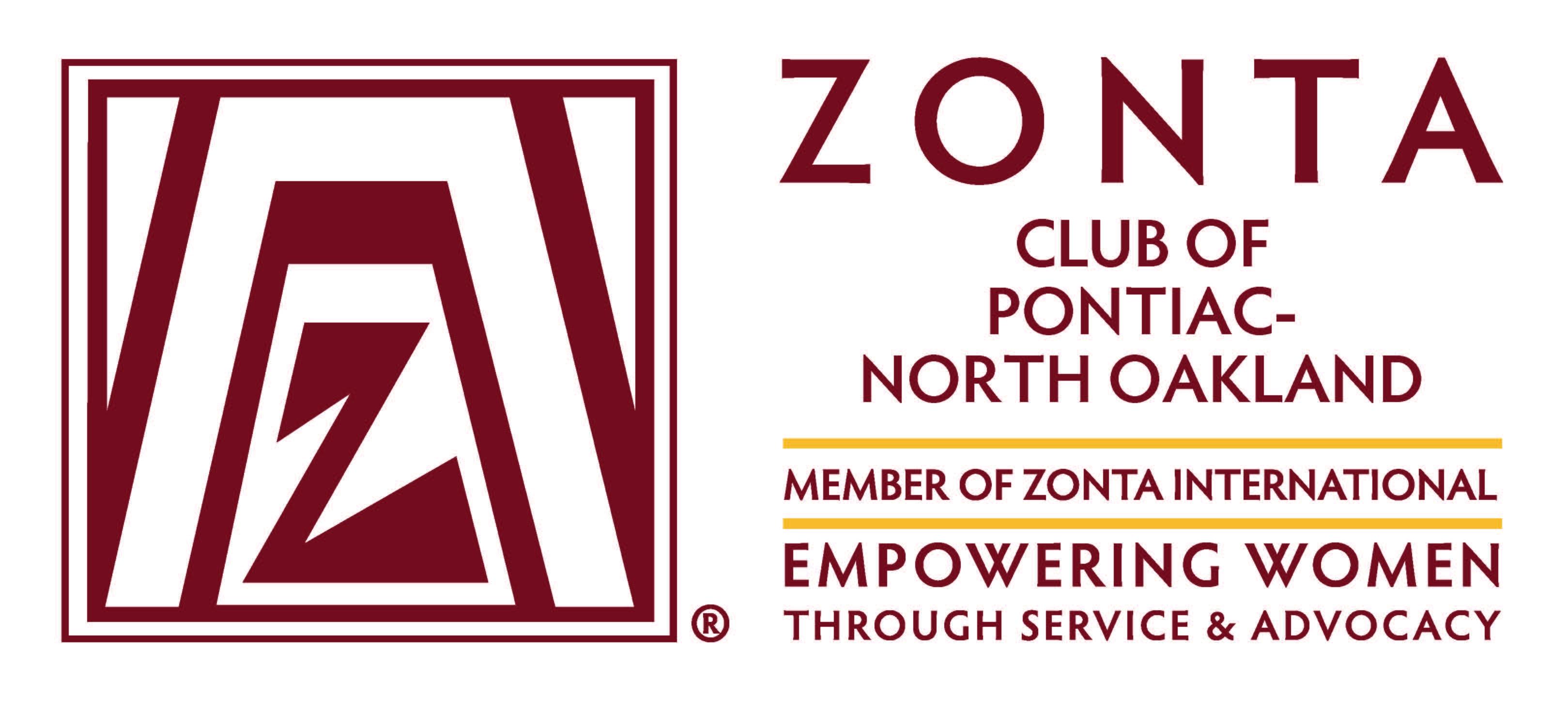 Zonta Club Logo_Horizontal_Color_PONTIAC-NORTH OAKLAND