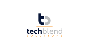 Techblend solutions logo