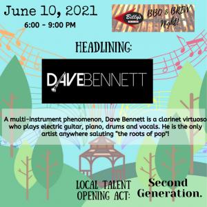 Concerts June 10