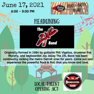 Concerts June 17