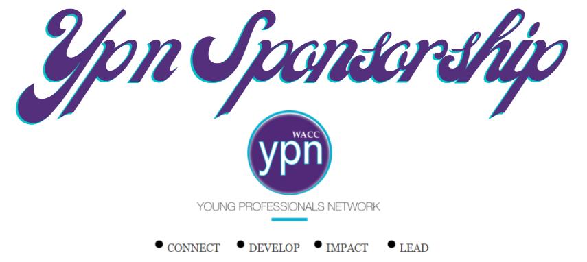 YPN Sponsorship