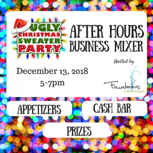 Ugly Sweater Party 2018