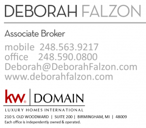 Deborah Falzon Keller Williams