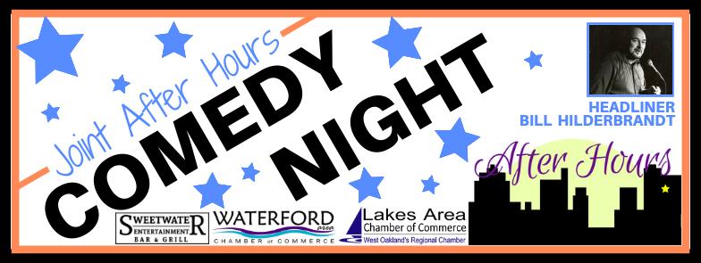Comedy Night Slider
