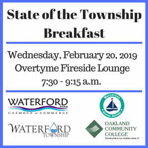 State of the Township Square 2019