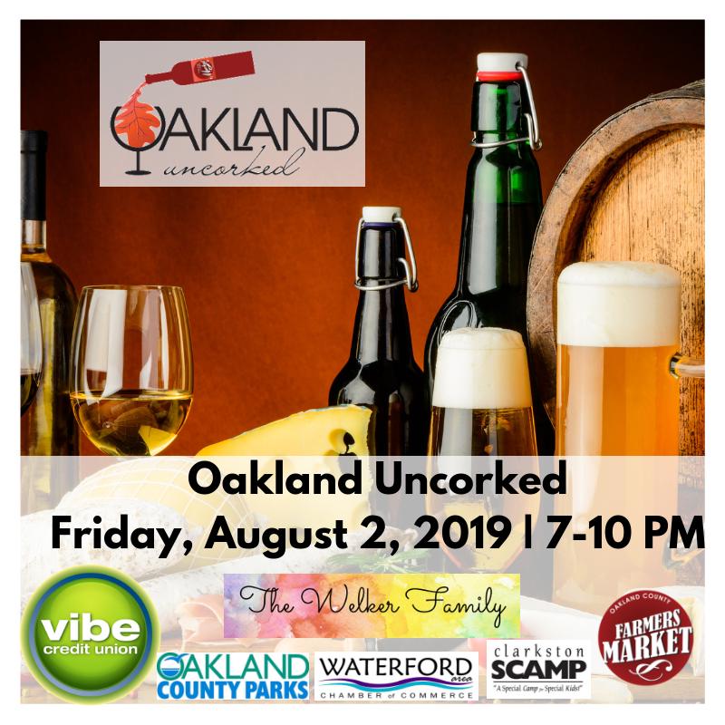 Oakland Uncorked Square 2019