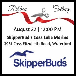 Skipper Bud's Ribbon Cutting