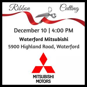 Mitsubishi Ribbon Cutting