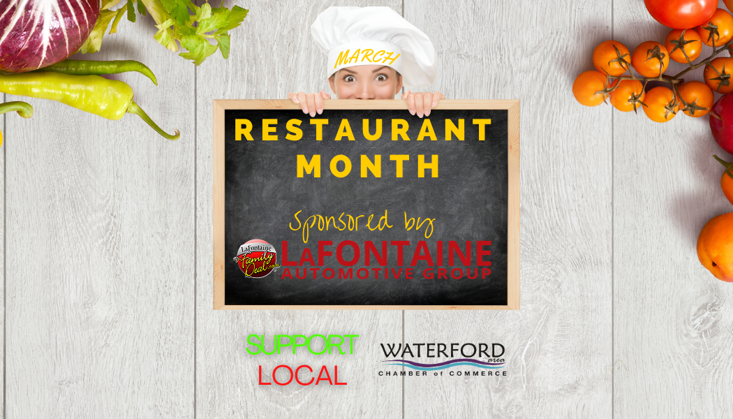 Copy of Restaurant Month Promotional Flyer