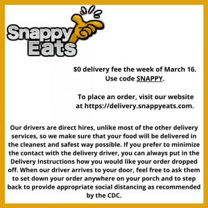 Snappy Eats
