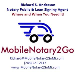 MobileNotary2Go ad