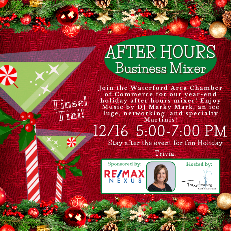 Holiday After Hours 2021 - Square