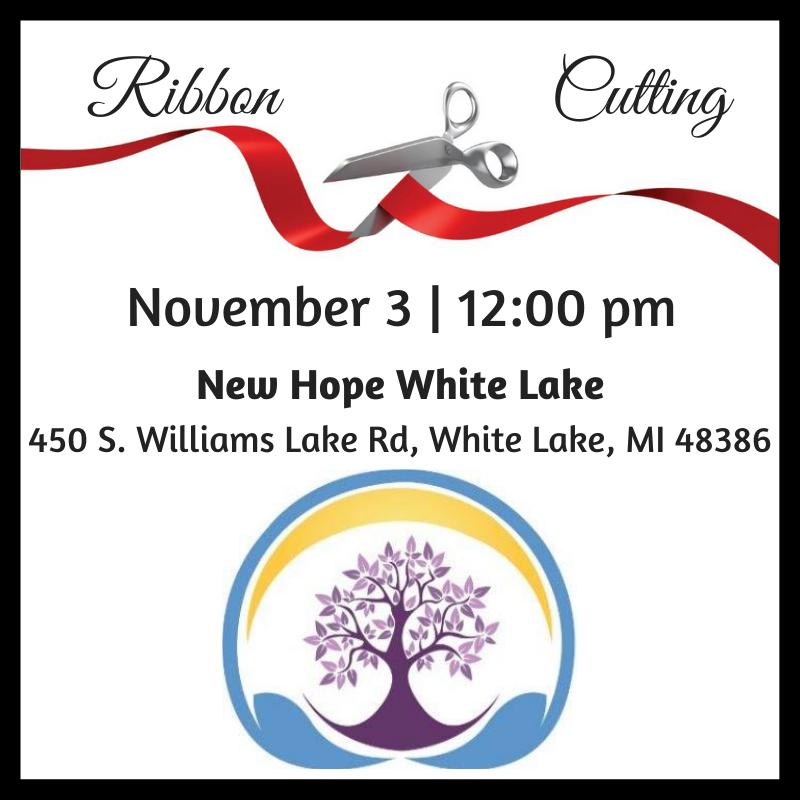 New Hope Ribbon Cutting